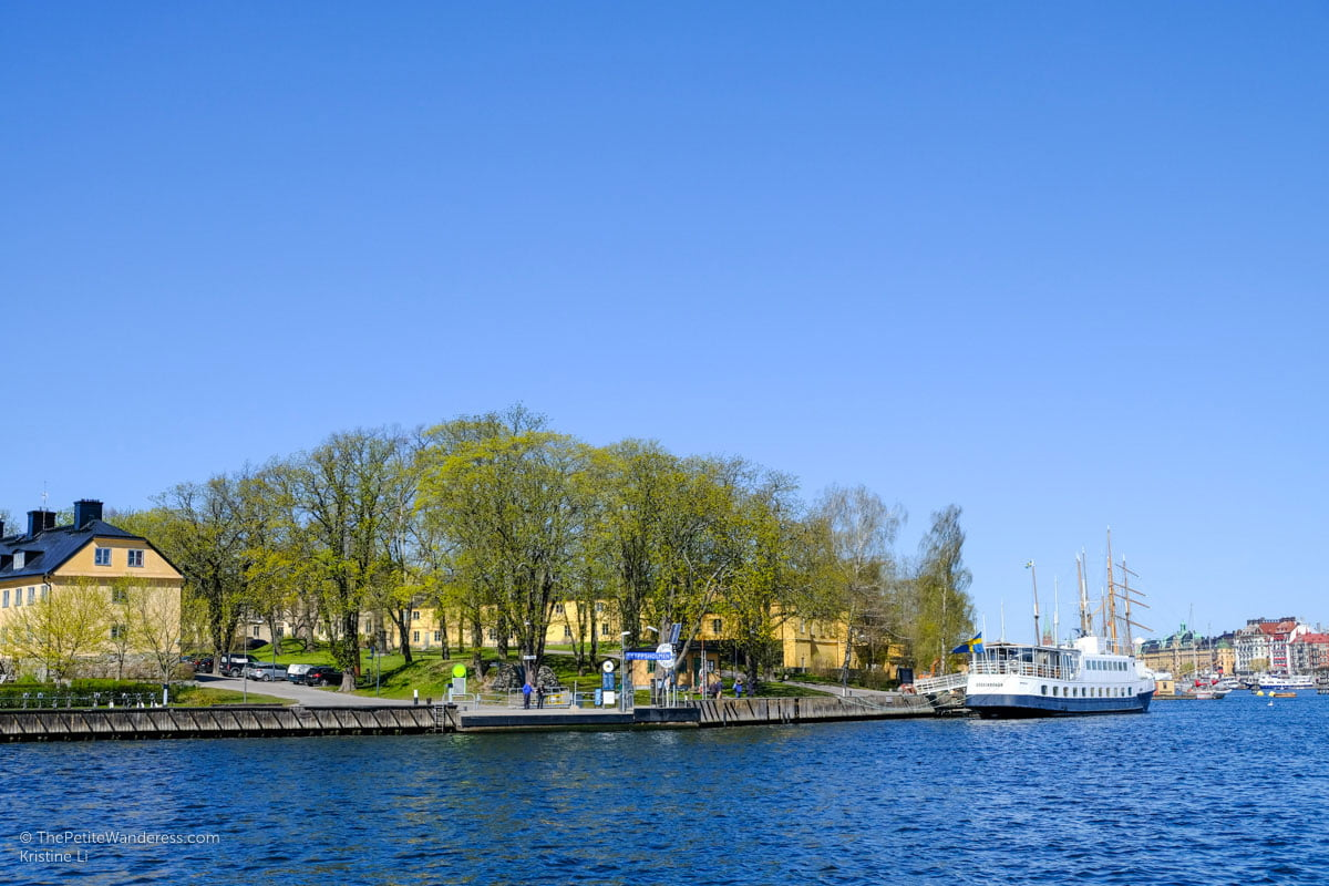 Skeppsholmen island | Stockholm in 48 Hours • The Petite Wanderess