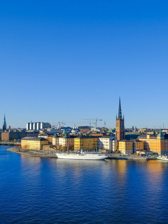 view from Monteliusvagen | Stockholm in 48 Hours • The Petite Wanderess