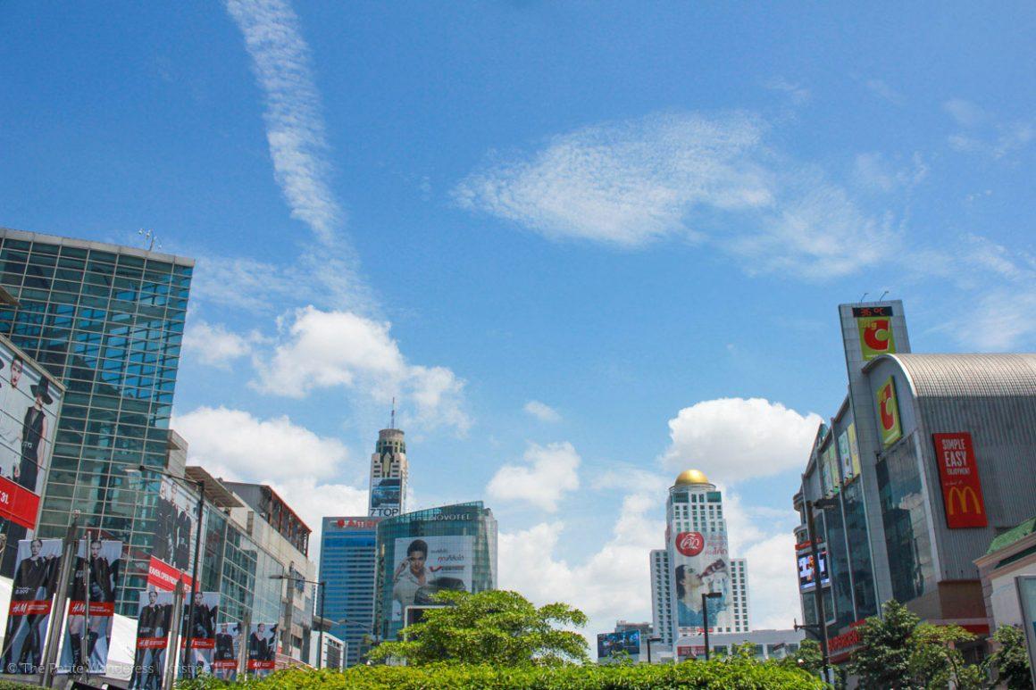 Bangkok central | Bangkok Travel Tips for the Solo Female Traveller | The Petite Wanderess
