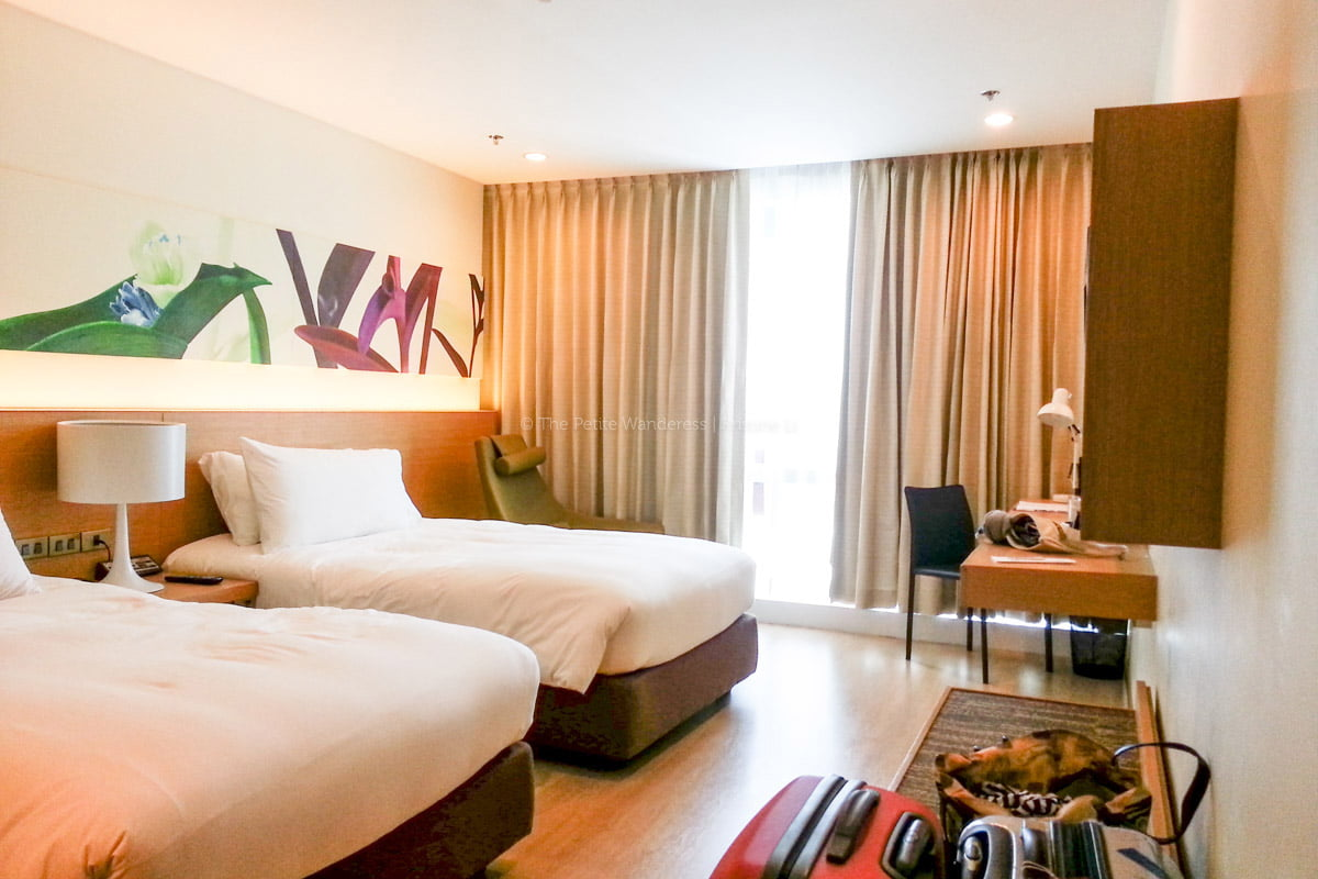 Glow Pratunam Hotel | Bangkok Travel Tips for the Solo Female Traveller | The Petite Wanderess