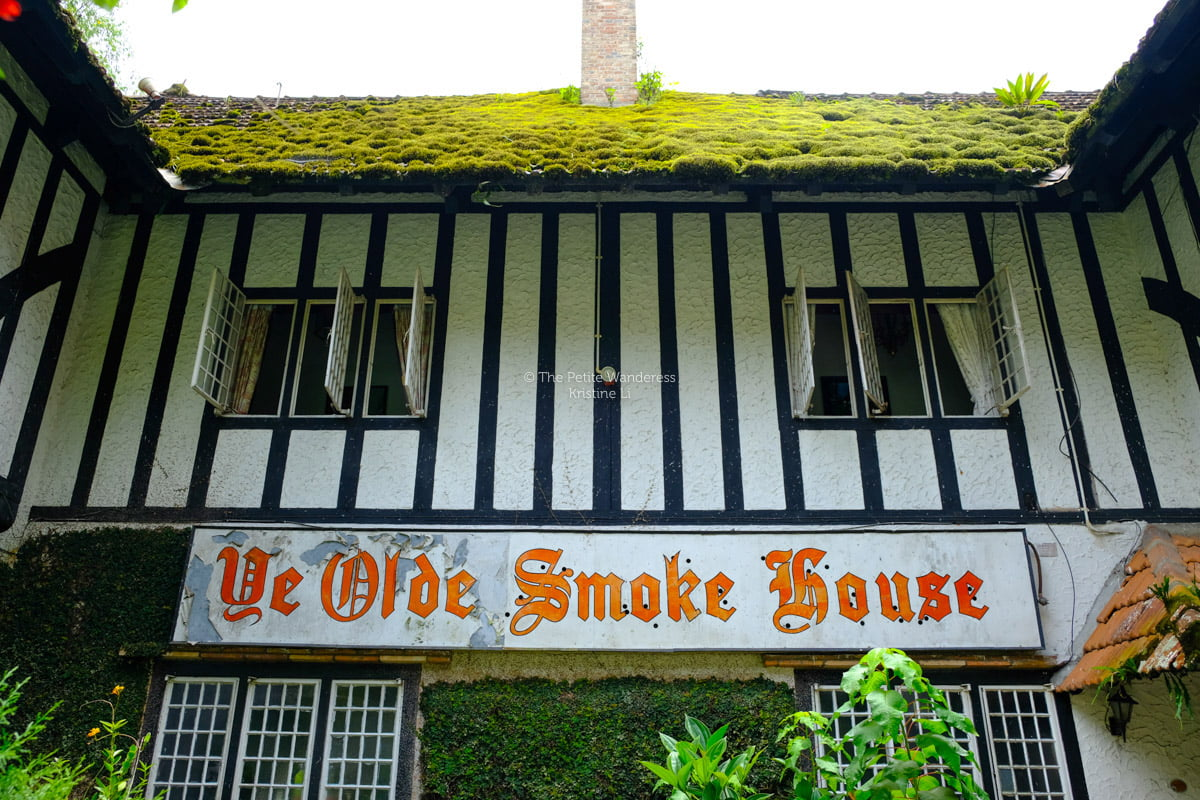 Ye Olde Smokehouse, Cameron Highlands, Malaysia • The Petite Wanderess
