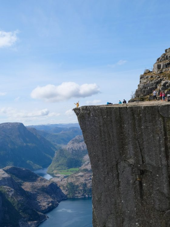 Hiking Pulpit Rock in Norway • The Petite Wanderess