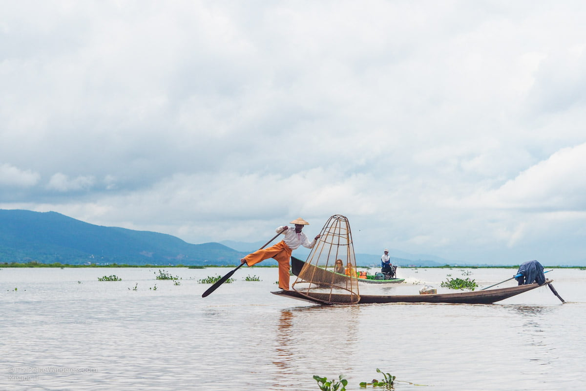 Inle Lake, Myanmar • The Petite Wanderess