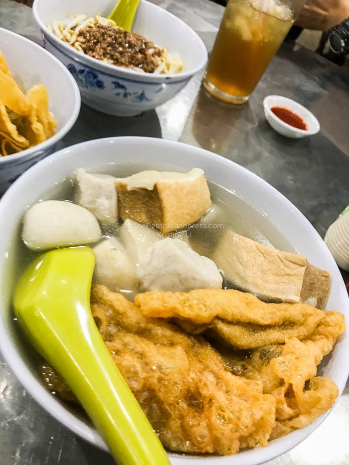Hakka yong tau foo with Mee Tai Mak | Why Ipoh (Malaysia) is worth a getaway trip • The Petite Wanderess