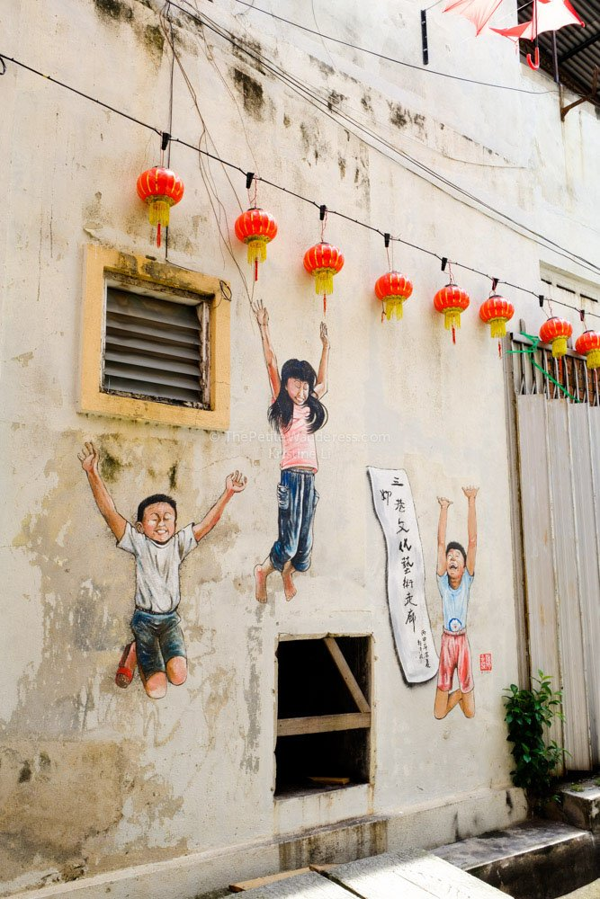 street art in Ipoh | Why Ipoh (Malaysia) is worth a getaway trip • The Petite Wanderess