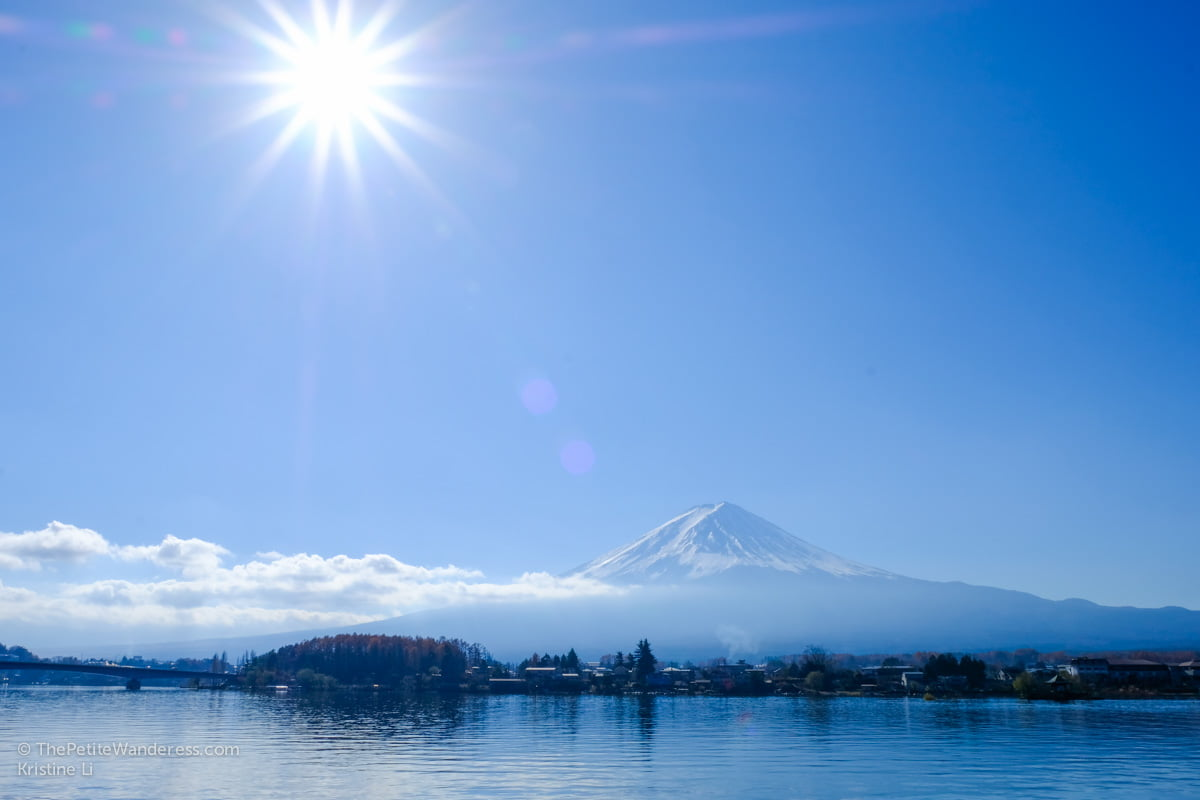 Mt Fuji | Travel reflections from 2017 • The Petite Wanderess