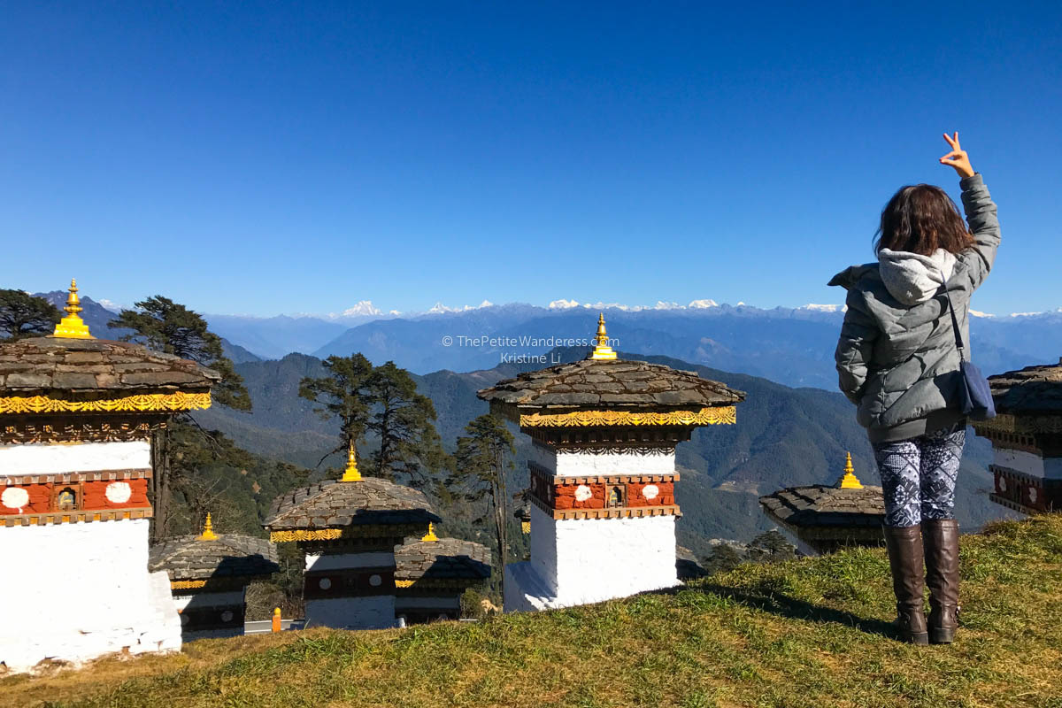 Dochula Pass | All Your First-World Questions about a Bhutan Trip, Answered! • The Petite Wanderess