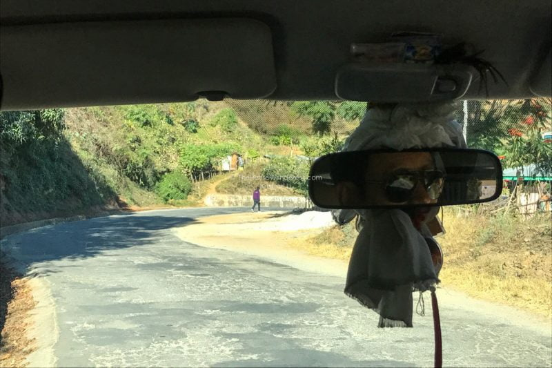 bumpy road in Bhutan   All Your First-World Questions about a Bhutan Trip, Answered! • The Petite Wanderess