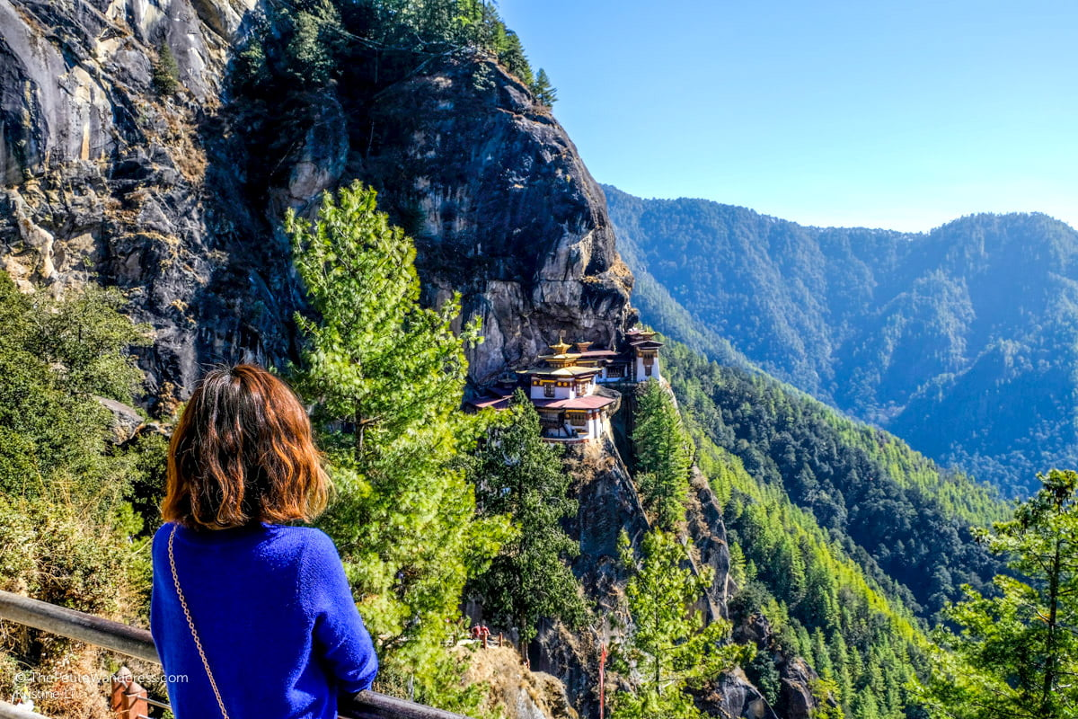 seeing Paro Taktsang | Hike to Tiger's Nest, Bhutan • The Petite Wanderess