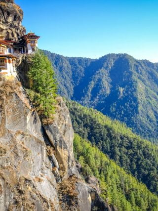 Hike to Tiger's Nest, Bhutan • The Petite Wanderess