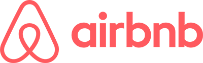 AirBNB logo • The Petite Wanderess