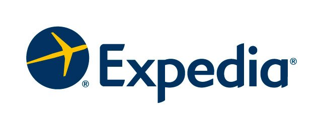 Expedia logo • The Petite Wanderess