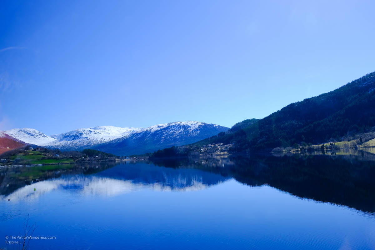 lakes, alps and mirrored views | Norway In A Nutshell | Bergen | tour review • The Petite Wanderess