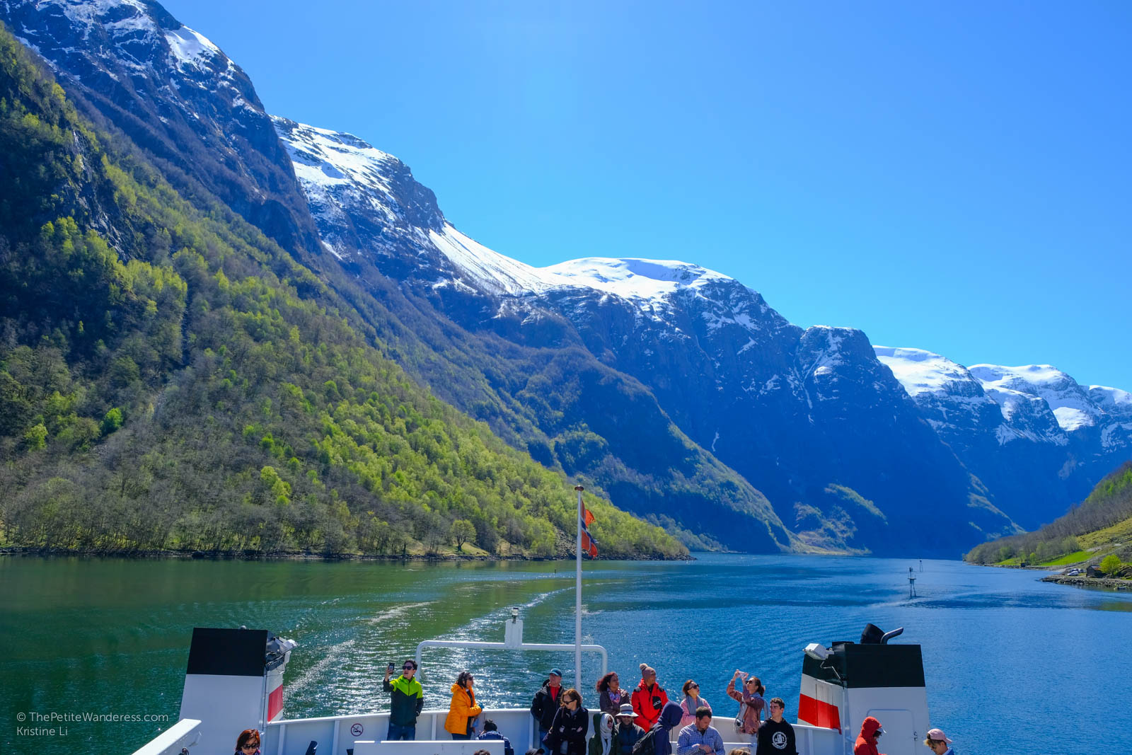 The unique fjords of Norway invite you