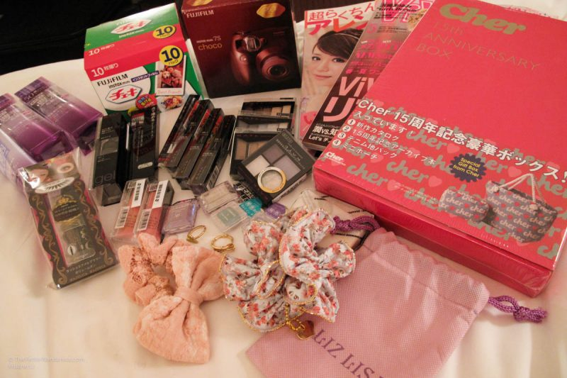 shopping loot | Reasons to Love Japan & Visit Japan • The Petite Wanderess