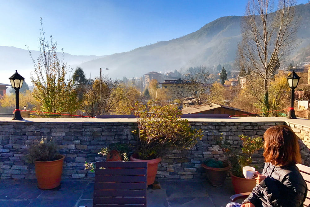 morning tea | Bhutan in December – It Might be the Best Time to Visit Bhutan • The Petite Wanderess