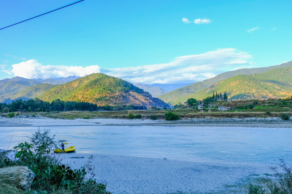rivers in Punakha | Bhutan in December – It Might be the Best Time to Visit Bhutan • The Petite Wanderess