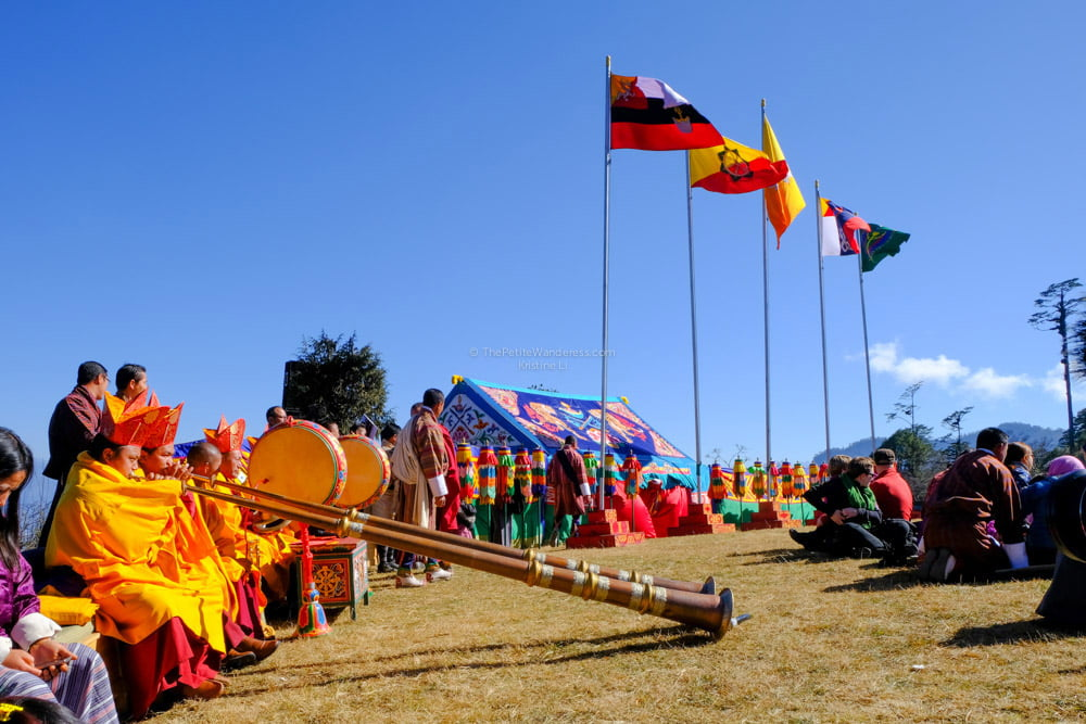 festival in December | Bhutan in December – It Might be the Best Time to Visit Bhutan • The Petite Wanderess