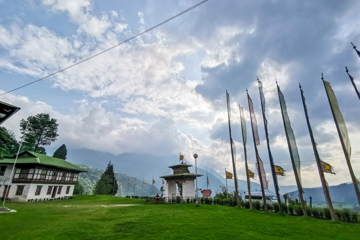 Khaling | Eastern Bhutan road trip photos • The Petite Wanderess