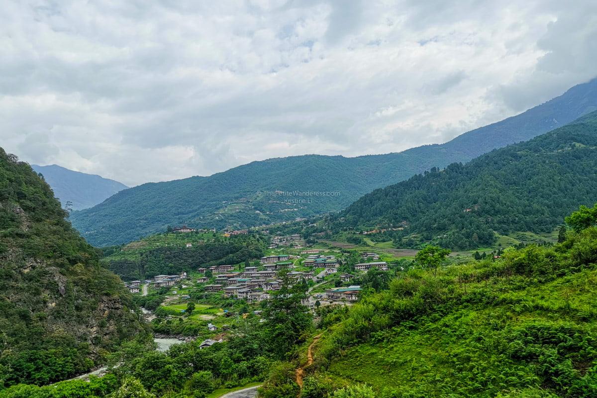Trashi Yangtse | Eastern Bhutan road trip photos • The Petite Wanderess