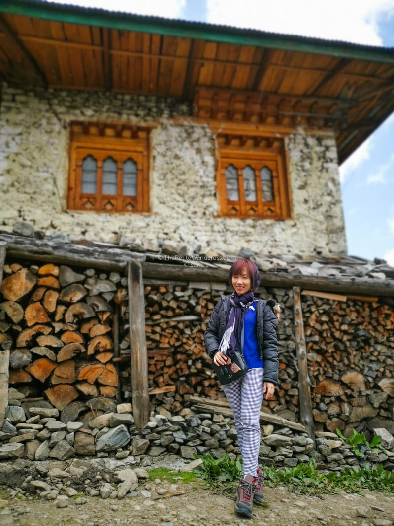 stone houses, Merak | Eastern Bhutan road trip photos • The Petite Wanderess