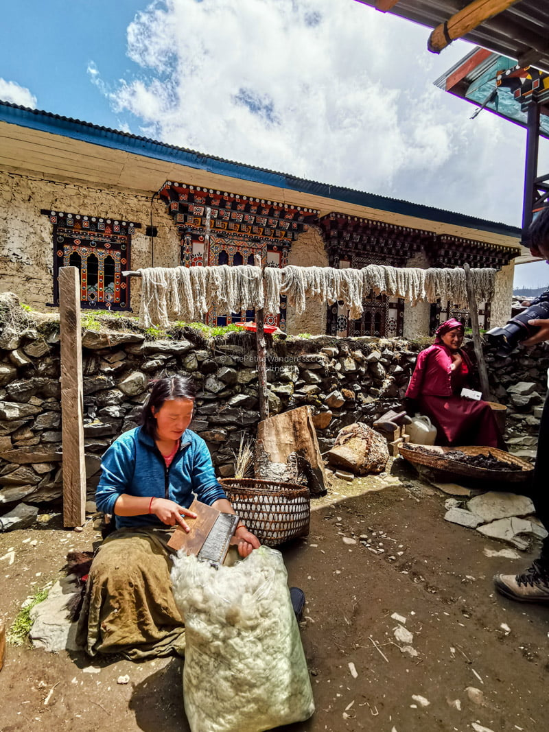 Merak tribe | Eastern Bhutan road trip photos • The Petite Wanderess