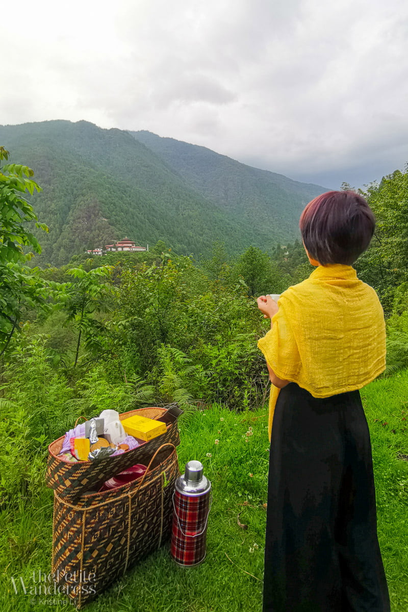 Bhutan weather | How TCM changed my travelling style • The Petite Wanderess