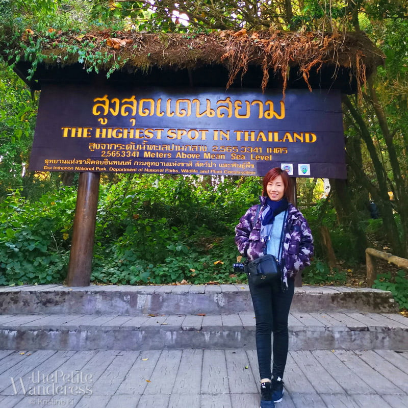 highest spot in Chiang Mai | How TCM changed my travelling style • The Petite Wanderess