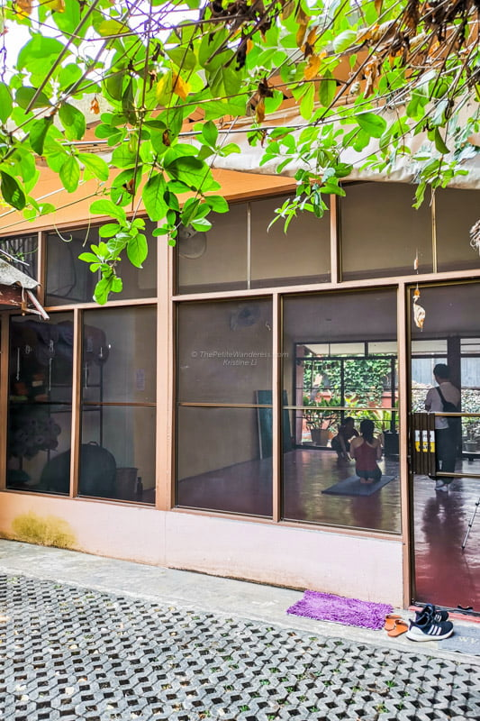 The Yoga Tree yoga studio | What to Know Before You Visit Chiang Mai • The Petite Wanderess