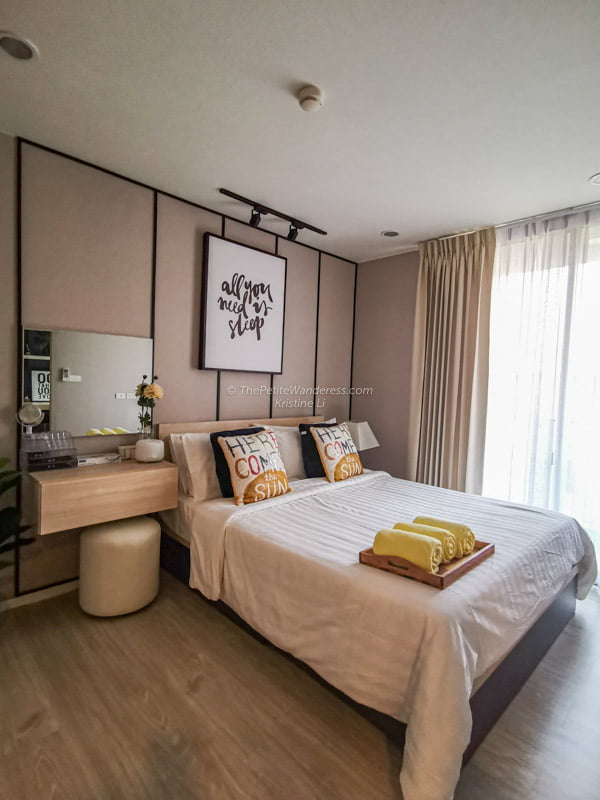AirBNB condo | What to Know Before You Visit Chiang Mai • The Petite Wanderess