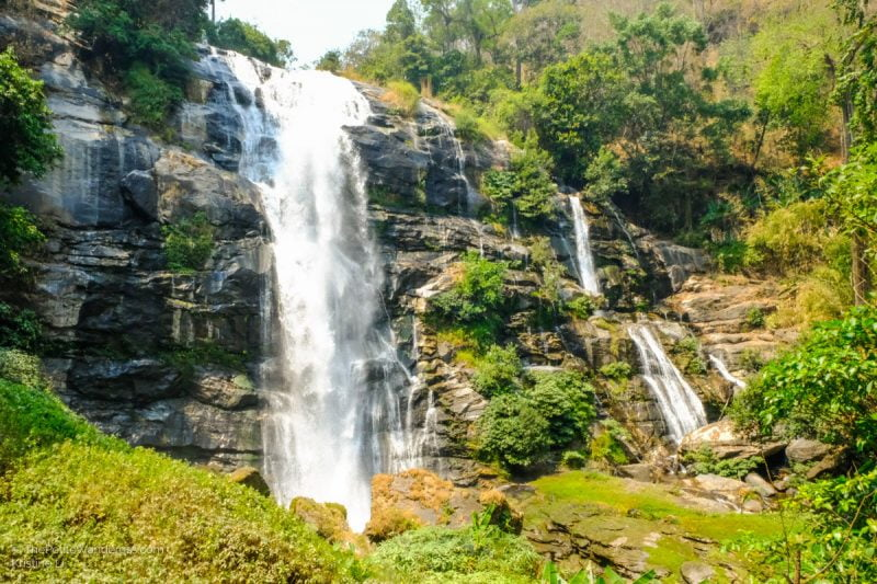 Wachirathan | Hiking & Waterfalls at a Day Trip to Doi Inthanon, Chiang Mai • The Petite Wanderess