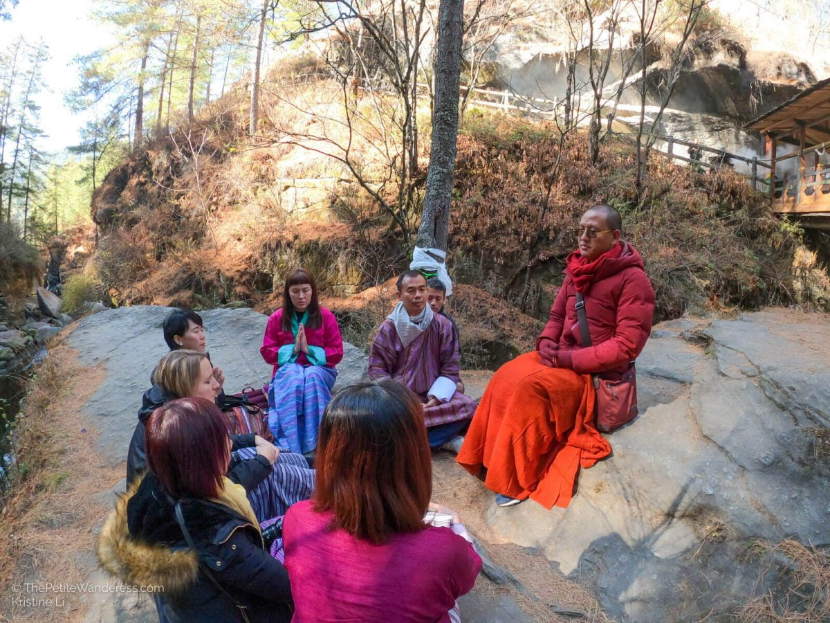 Burning Lake, Bumthang | What Makes Neykor Meditation Trip in Bhutan Special •The Petite Wanderess