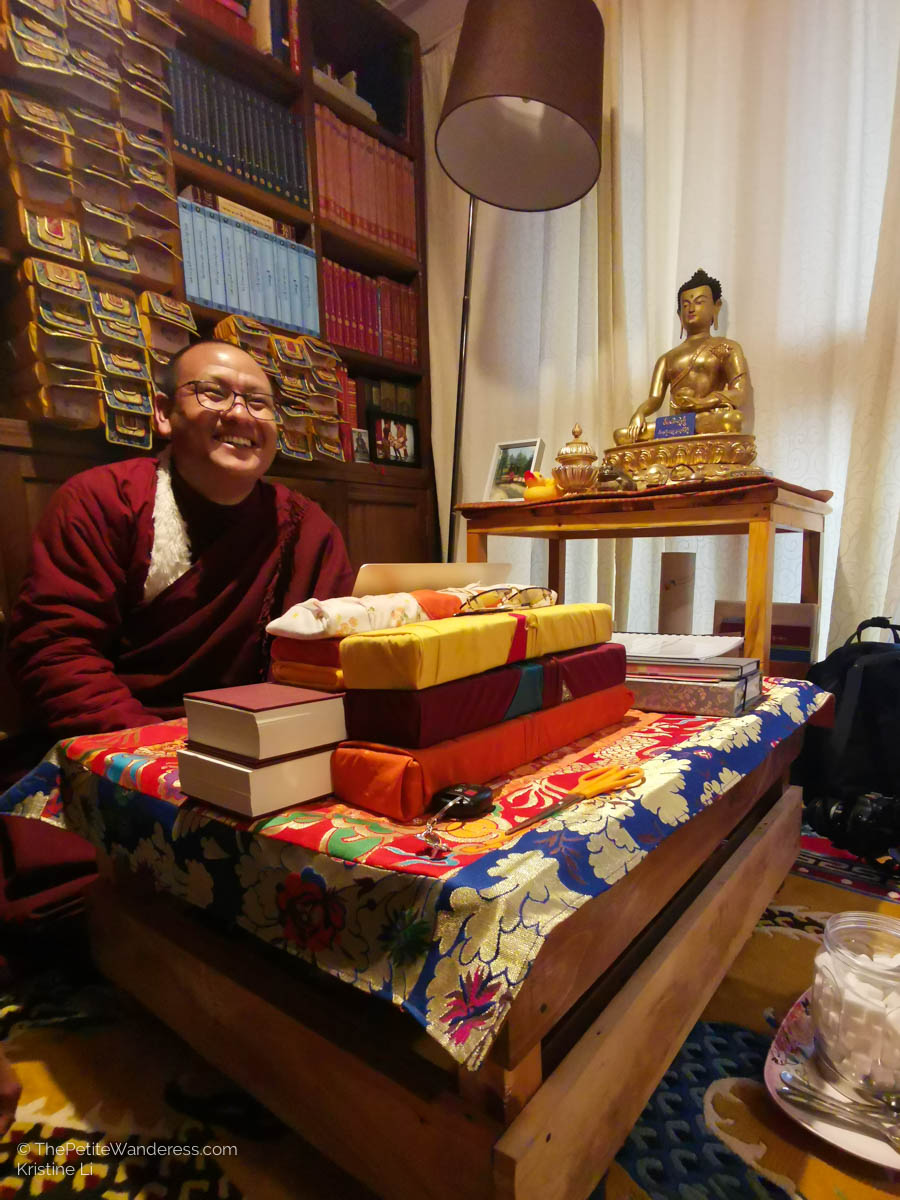 Khedrup Rinpoche | What Makes Neykor Meditation Trip in Bhutan Special •The Petite Wanderess
