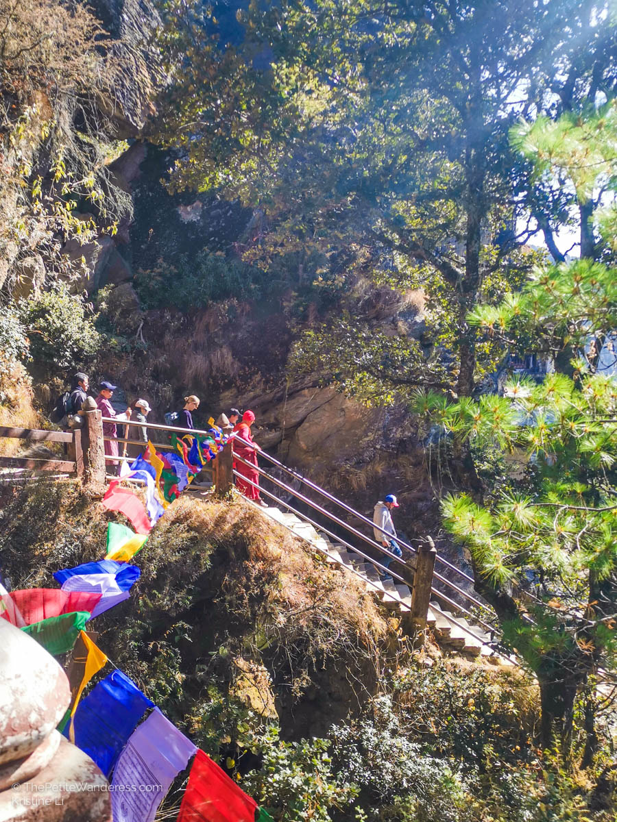 hiking to Tiger's Nest | What Makes Neykor Meditation Trip in Bhutan Special •The Petite Wanderess