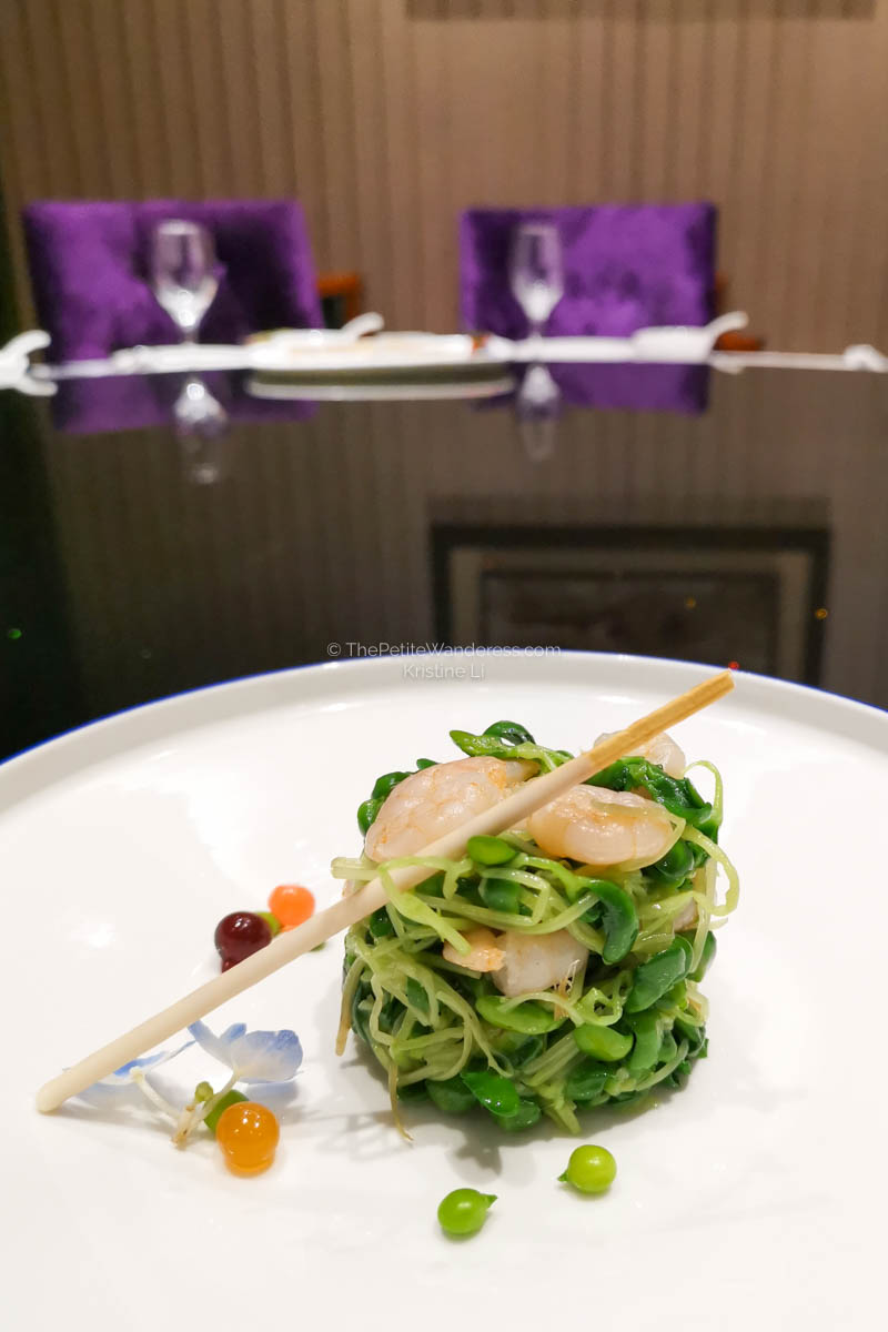 exquisite food | First Time in Shanghai •The Petite Wanderess
