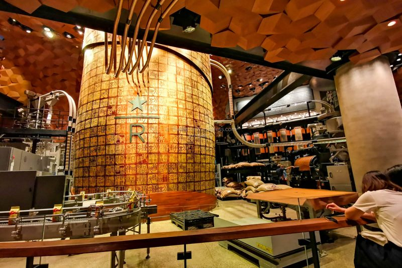 Shanghai Starbucks Roastery: First Time In Shanghai: Everything That's Impressive About Shanghai! • The Petite Wanderess